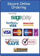 Secure Online Ordering, Payment Methods